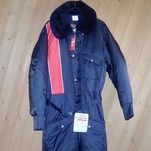 Walls Blizzard Pruf Insulated Winter Snowsuit New